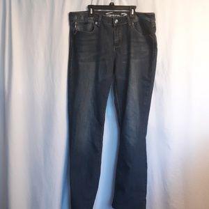 Seven jeans slim boot cut size 12